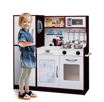 Promis, kuchnia drewniana dla dzieci KD5-Promis