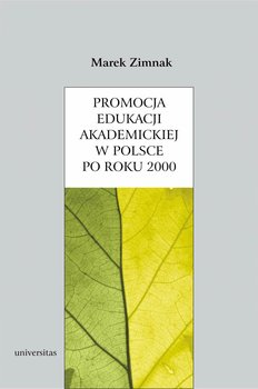 Promocja edukacji akademickiej w Polsce po roku 2000-Zimnak Marek