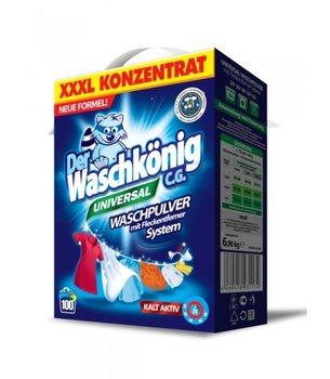 Proszek do prania DER WASCHKÖNIG CG Universal, 6,9 kg, 100 prań-Der Waschkönig
