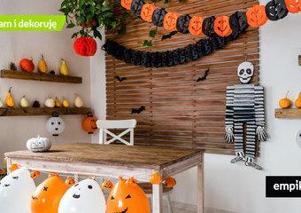 Przebrania i ozdoby na Halloween. Zamień dom w nawiedzony dwór!