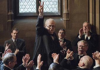 Churchill - człowiek, który nigdy się poddawał