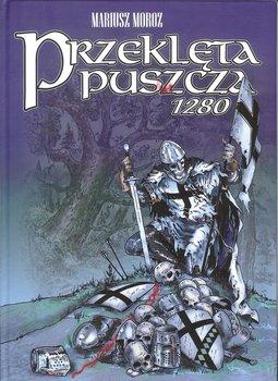 Przeklęta puszcza 1280-Moroz Mariusz