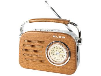 Przenośne radio analogowe BLOW RA3  AM/FM Bluetooth USB SD-Blow