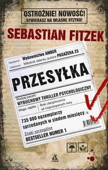 Przesyłka-Fitzek Sebastian