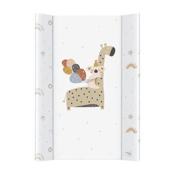 przewijak twardy krótki (50x70) Giraffe-Helbo