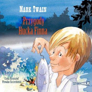 Przygody Hucka Finna-Twain Mark