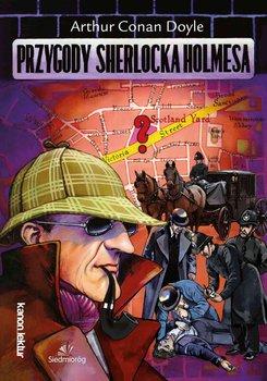 Przygody Sherlocka Holmesa-Doyle Arthur Conan