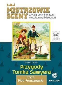 Przygody Tomka Sawyera-Twain Mark