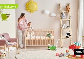 Przygotowujemy pokój niemowlaka – pomysły na meble i dodatki