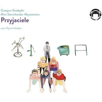 Przyjaciele-Kasdepke Grzegorz, Stanisławska-Meysztowicz Mira