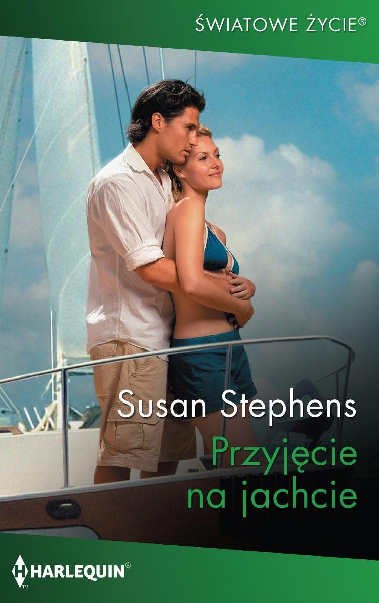 Przyjecie Na Jachcie Stephens Susan Ebook Sklep Empik Com