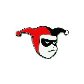 Przypinka GIFT WORLD DC Comics, Harley Quinn-Gift World