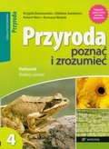 Przyroda. Poznać i zrozumieć 4. Podręcznik-Baranowska Brygida, Szedzianis Elżbieta, Wers Robert