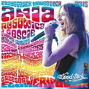 Przystanek Woodstock 2015-Rusowicz Ania