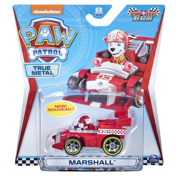 Psi Patrol, auto z figurką Marshall-Psi Patrol