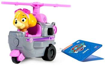 Psi Patrol, Mini pojazd Skye