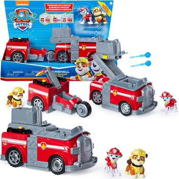 Psi Patrol, pojazd Marshall Rubble, 2w1-Spin Master