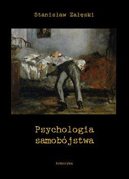 Psychologia samobójstwa-Załęski Stanisław