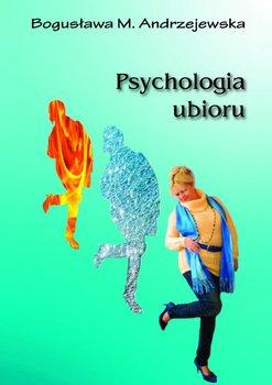 Psychologia ubioru-Andrzejewska Bogusława M.