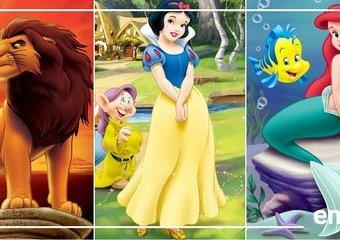 Psychotest: Jak dobrze znasz filmy animowane Disneya?