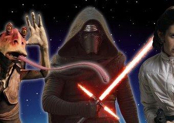 Psychotest: którą postacią ze Star Wars jesteś?