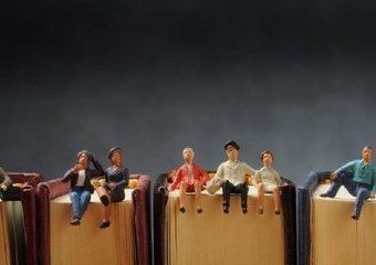 Psychotest: poznaj Twoje literackie alter ego