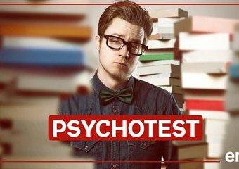 Psychotest: w ilu procentach jesteś molem książkowym