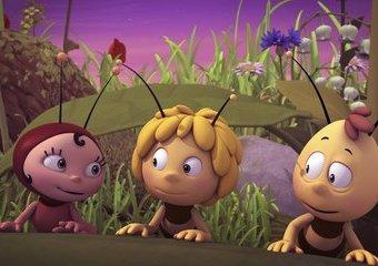 Pszczółka Maja - odlotowa komedia łąkowa!