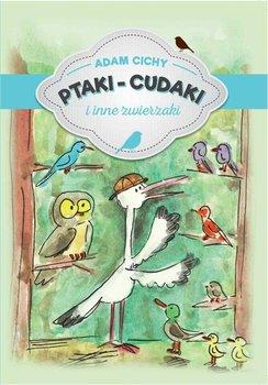 Ptaki - cudaki i inne zwierzaki                      (ebook)