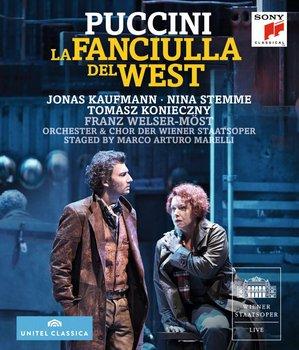 Puccini:  La Fanciulla Del West-Kaufamann Jonas