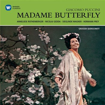 Puccini: Madame Butterfly [Electrola Querschnitte]-Anneliese Rothenberger