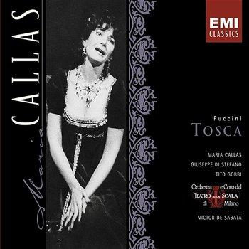 Puccini Tosca-Maria Callas, Victor de Sabata, Giuseppe di Stefano, Tito Gobbi