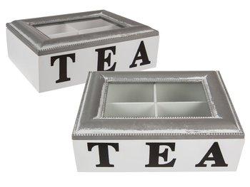 Pudełko na herbatę, 20x15 cm-OOTB