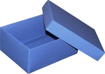 Pudełko ozdobne, niebieskie, 16x12,5x7 cm-AWIH