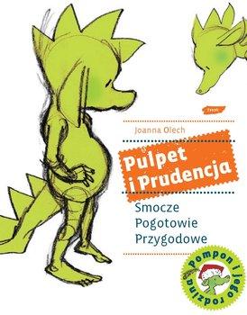 Pulpet i Prudencja. Smocze pogotowie przygodowe                      (ebook)