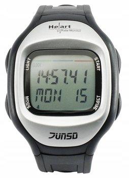 Pulsometr zegarek sportowy + pas telemetryczny-Allright