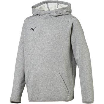 Puma, Bluza chłopięca, Liga Casuals Hoody 655636 33, rozmiar 128 cm-Puma