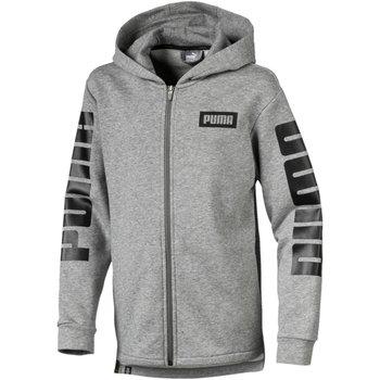 Puma, Bluza chłopięca, Rebel 85020503, szary, rozmiar 128-Puma