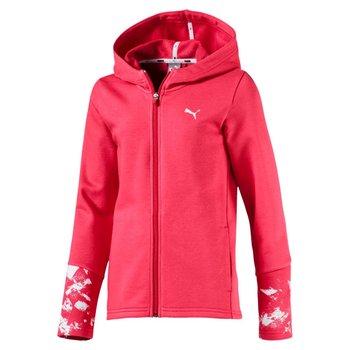 Puma, Bluza dziewczęca, Energized 594986181, różowy, rozmiar 164-Puma
