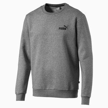Puma, Bluza męska, ESS Logo Crew Sweat (851748-03), rozmiar XS, szary-Puma