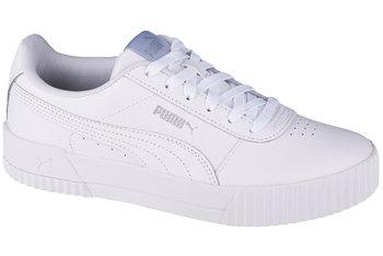 Puma Carina L 370325-02, Damskie, buty sneakers, Biały-Puma