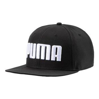 Puma, Czapka, Flatbrim Cap 021460 01, czarny-Puma