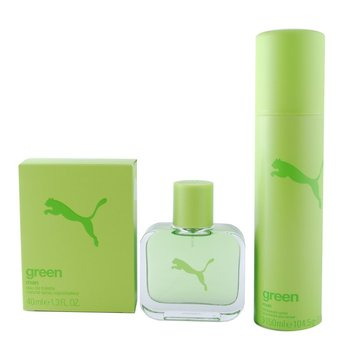 Puma, Green, zestaw kosmetyków, 2 szt.-Puma