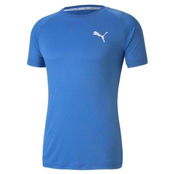 Puma, Koszulka męska, RTG TEE 58150441, niebieski, rozmiar L-Puma