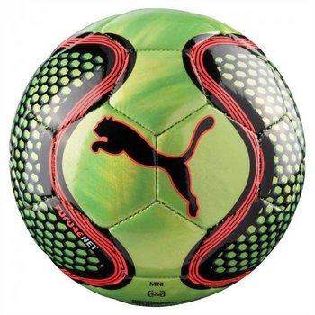 Puma, Piłka nożna, Future net mini 08291601, zielony, rozmiar 1-Puma