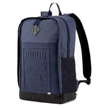 Puma, Plecak, Backpack S, granatowy, 27L -Puma
