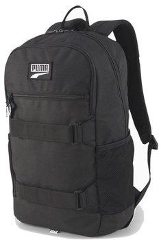 Puma, Plecak sportowy, Deck Backpack 076905 01, czarny, 19L-Puma