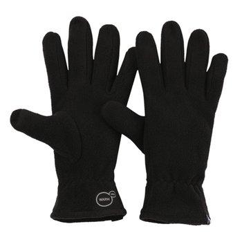 Puma, Rękawiczki zimowe, Fleece Gloves 041317 01, czarny, rozmiar M/L-Puma