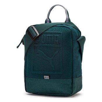 Puma, Saszetka na ramię, Portable 075582 06, zielony, 17x16x8 cm-Puma