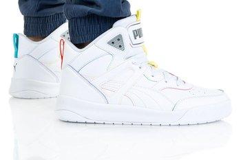 Puma, Sneakersy, Backcourt Mid Rainbow 36887201, rozmiar 47-Puma